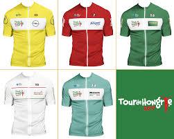 What Do Colours Mean Colorful Jerseys At Tour De Hongrie Tour De Hongrie