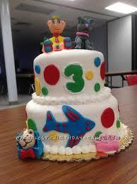 caillou birthday cake caillou cake