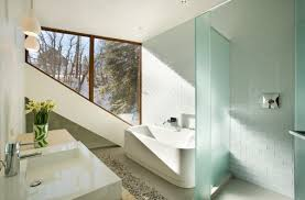 furniture heavenly modern futuristic bathroom decoration using