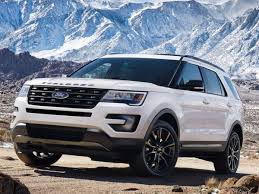 ford explorer package 2017 ford explorer xlt sport appearance package unveiled kelley