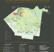 Royal Botanical Gardens Melbourne Map Map Of Cranbourne Gardens Visit Cranbourne Royal Botanic Gardens