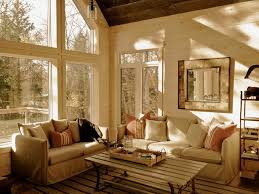 Cozy Rustic Family Cottagecabin Rustic Family Room Ottawa - Cozy home furniture ottawa