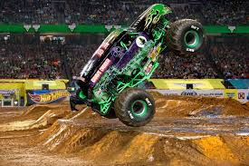 monster trucks jam monster jam returns to anaheim 2017