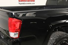 lexus of tacoma service department new 2017 toyota tacoma sr5 double cab pickup in escondido