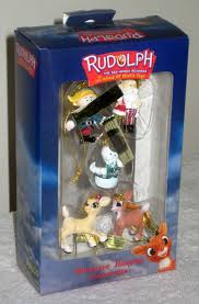 sold rudolph the island of misfit toys mini hanging ornaments