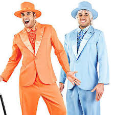 dumb and dumber costumes dumb and dumber suit fancy dress mens harry lloyd stag do