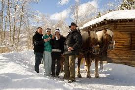 Price Of Rides At Winter Horseriding Carriage Rides