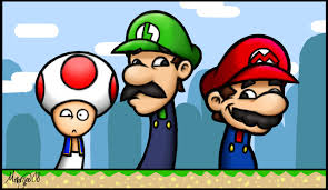 toad super mario feels game smosh
