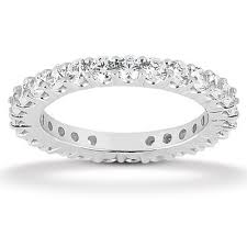 eternity wedding bands diamond eternity wedding bands and rings 25karats