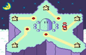 Super Mario World Level Maps by Super Mario World 2012 Watch Us Play Games