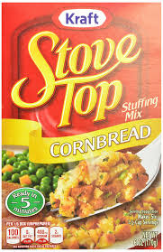 stove top dressing stove top mix cornbread 6 ounce box pack