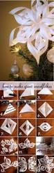 awesome diy christmas tree topper ideas u0026 tutorials paper