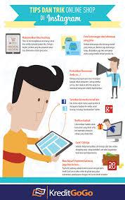 cara membuat akun instagram secara online tips dan trik online shop di instagram kreditgogo com