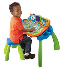 activity desk for vtech touch and learn activity desk vtech amazon ca toys games