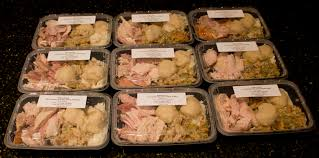 complete turkey dinner diy tv dinner 300 calories complete turkey dinner with