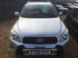 toyota for sale used silver toyota for sale cambridgeshire