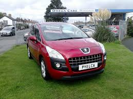 peugeot automatic cars for sale peugeot 3008 1 6 sport hdi 5dr semi automatic for sale in