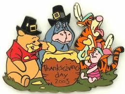 pooh pals thanksgiving 2003 pin from our pins collection