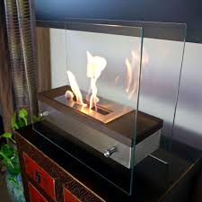 anywhere fireplace madison 28 in vent free ethanol fireplace in