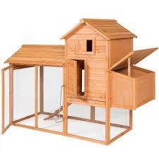 box wooden bcp 80 wooden chicken coop backyard nest box wood hen house