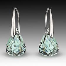 sheena pierced earrings citi easy deals merchandise swarovski earrings swarovski lunar