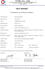 si e auto 0 1 2 cmit auto i100 vehicle diagnostic test report carman international