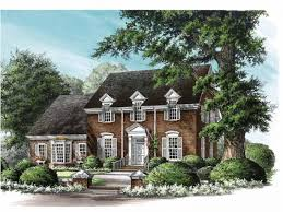 georgian style home plans inspirations georgian architecture plans with plan ww traditional