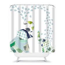 Childrens Shower Curtains Shower Curtain Elephant Shower Curtain Elephant Bathroom