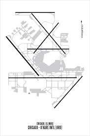 Ord Airport Map 17 Best Posters Images On Pinterest Maps Posters Map Art And