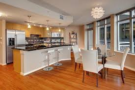 Funky Kitchen Lighting by Sumptuous Leaning Bookshelfin Living Room Contemporary With