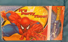 spider man birthday child greeting cards and invitations ebay