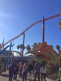 Six Flags Valejo Theme Park Overload Six Flags Discovery Kingdom Trip Report