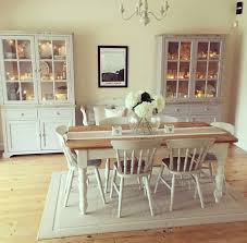 marvellous shabby chic dining room table and chairs 80 on dining