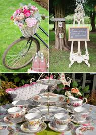 Vintage Garden Wedding Ideas Garden Wedding Ideas Whimsical And Vintage Gardening