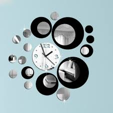 online buy wholesale crystal wall clock from china crystal wall
