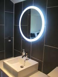 Illuminated Led Bathroom Mirrors by Found It At Wayfair Co Uk Round Halo Led Demister Illuminated