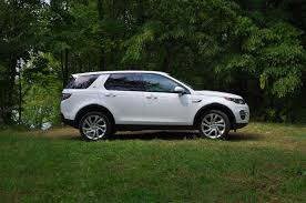 white land rover discovery review 2015 land rover discovery sport canadian auto review
