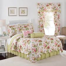 Beach Cottage Bedding Shop Waverly Emma U0027s Garden Bed In A Bag Sets The Home Decorating