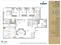 server room floor plan hod hasharon dreams