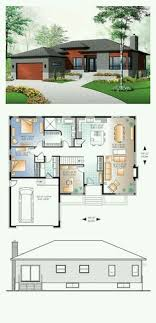 small modern floor plans plan 80878pm dramatic contemporary with second floor deck