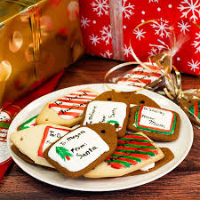 cookie gift gingerbread cookie gift tags mccormick