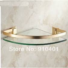 wholesale and retail promotion gold aluminium corner wall mounted