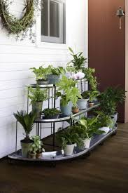 123 best plant stands images on pinterest wrought iron plant
