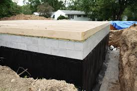 learn how to waterproof a basement step by step