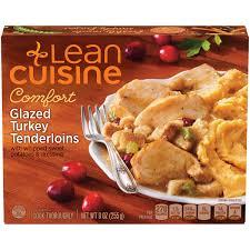 liant cuisine lean cuisine comfort glazed turkey tenderloins 9 oz box walmart com