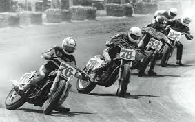 when was the first motocross race professional dirt track memorial