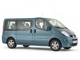 renault bus renault trafic long 9 seats model vehicle specifications