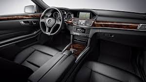 mercedes interior what s included in the 2016 mercedes e400 interior