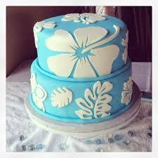 hawaiian wedding cake casamento e festa pinterest wedding