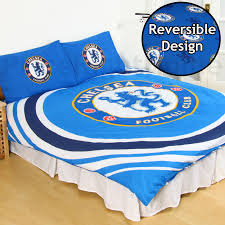 Electric Blue Duvet Cover Official Chelsea Football Duvet Cover Sets Boys Bedroom Rug